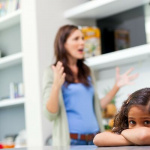 Parental Stress and Domestic Violence May Affect Kids' Development