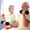 Research shows that physical exercise for elderly reduces trip to the doctor