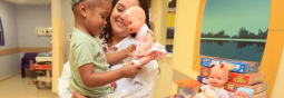 State Children's Hospital inaugurates sector chemotherapy