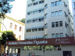 Fernandes Figueira Institute, affiliated with the Oswaldo Cruz Foundation (IFF / Fiocruz) in the South Zone of Rio de Janeiro