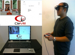 Estudo trabalha na luta contra as fobias e transtornos psicóticos utilizando a tecnologia virtual, atrvés do sistema VRET systems (Virtual Reality Exposure Therapy)