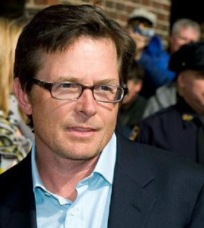 The Canadian actor, Michael J. Fox