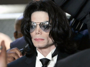 Singer Michael Jackson after series of surgeries on the face