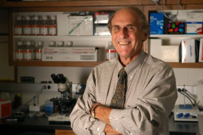 Ralph M. Steinman, one of the winners of the 2011 Nobel Prize in Medicine for his discovery of dendritic cell and its role in adaptive immunity