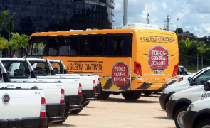 Task force will have over 44 vehicles, 31 trucks and Strada, ten mini-buses and three trucks to fight dengue