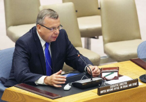 Yuri Fedotov, Executive Director United Nations Office on Drugs and Crime (UNODC).