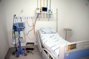 ICU bed hospital opened this year in Silvio Avidos