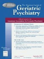 American Journal of Geriatric Psychiatry