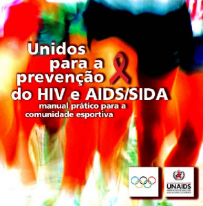 Informative booklet about STD / AIDS, produced by the International Olympic Committee (IOC) in partnership with the Joint United Nations Programme on HIV / AIDS (UNAIDS)