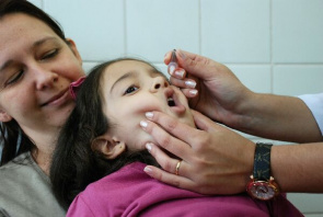 National Campaign of Vaccination in Sao Paulo