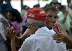 According to research, the number of elderly in the country more than doubled since 1991