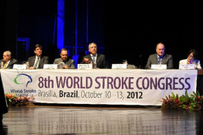 Abertura do 8º Congresso Mundial de AVC (8º World Strocke Congress)