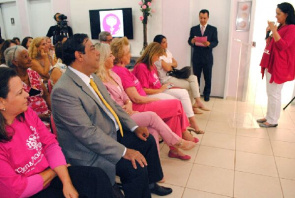 Meeting of the League of Women Against Cancer Prevention and Tocantins