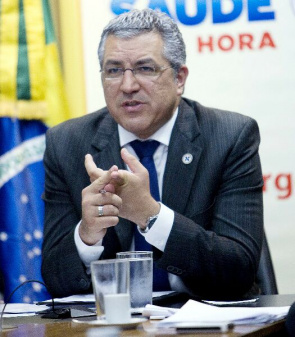 Alexandre Padilha, Minister of Health