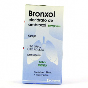 Adult Drug Bronxol Syrup manufactured by Scientific Cifarma Pharmaceutical Ltda.