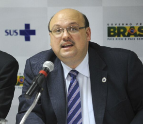 Mozart Sales, Secretary of Labor Management and Health Education at the Ministry of Health