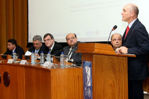 Release of Patient Safety Program at Pan American Health Organization (PAHO), in Brasília