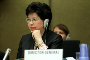 Margaret Chan, Director-General of WHO