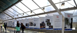 Exhibition is divided into three thematic sections: