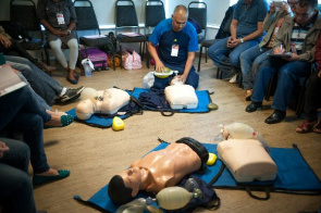 Professionals will be on hand to terinados meet cardiovascular emergencies that may occur with the athletes or the viewing public during the Confederations Cup