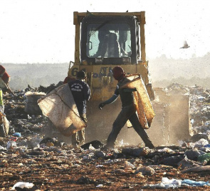 Volume of waste in the country increased by 60 tons per day between 2007 and 2013, and today is 273 000 tons / day