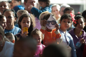 Official opening of the National Vaccination Campaign against Polio in São Paulo