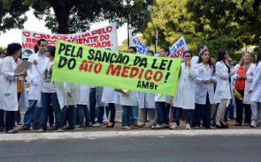 Doctors have also called for a veto of the Medical Act
