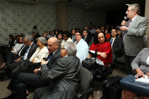 Meeting was attended by over 100 participants