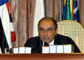 Federal Judge Souza Prudente, rapporteur of the case