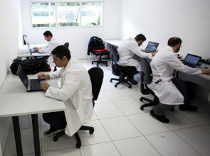 Local also have laboratory will allow scientists to make genetic analyzes of collections