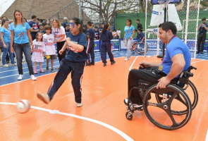 Primer assesses conditions of people with disabilities to play sports