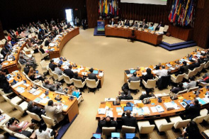 General Council during the 52nd Directing Council in Washington