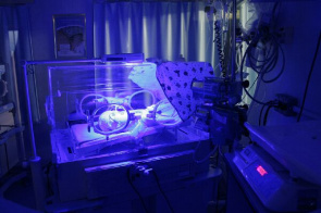 Baby in NICU recovering