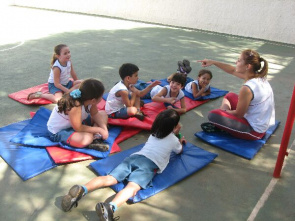 Children should be encouraged to practice physical exercises before age 10